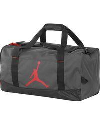 Nike Jordan Gym Rat Duffel Bag - Black