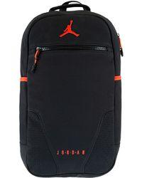 b5a0d0e547e0c2 Lyst - Nike Retro 3 Backpack in White for Men