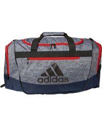 adidas Defender Iii Medium Duffle Bag - Blue