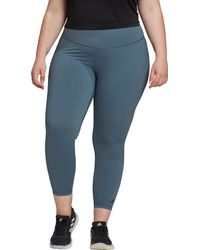 adidas - Plus Believe This 2.0 7/8 Tights - Lyst