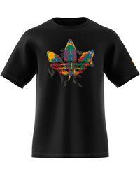 adidas Koi Trefoil T-shirt - Black
