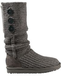 UGG - Classic Cardy Ii Casual Boots - Lyst