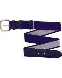 adidas Youth Baseball Belt - Blue