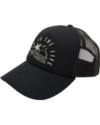 Billabong Aloha Forever Trucker Hat - Black
