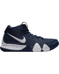 new styles 8d3af 78f85 Lyst - Nike Kyrie 3 Ts Basketball Shoes Size 11.5 in Blue ...