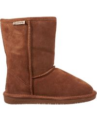 BEARPAW - Emma Short Winter Boots - Lyst