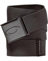 Oakley - Heather Web 2.0 Golf Belt - Lyst
