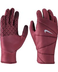 Nike Quilted 2.0 Running Gloves - Multicolor
