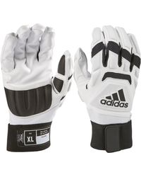 adidas Freak Max 2.0 Lineman Gloves 2019 - White