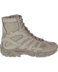 Merrell - Moab 2 8'' Waterproof Tactical Boots - Lyst