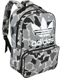 39da89107c adidas - Originals Santiago Backpack - Lyst