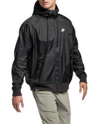 3c3bbde86035 Lyst - Nike Tech Fleece Windrunner Hoody in Pink for Men