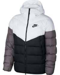 Nike - Sportswear Windrunner Down Jacket - Lyst