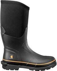 Carhartt Mudrunner 15 Non-safety Waterproof Rubber Boot - Black
