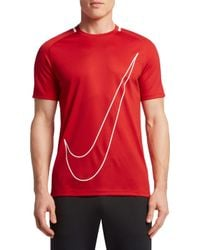 Nike - Dry Academy Graphic Soccer T-shirt - Lyst