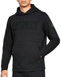 Under Armour - Project Rock Usdna Hoodie - Lyst