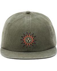 Vans Parks Project Sun Vee Jockey Hat - Green