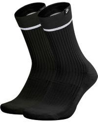 Nike - Sneaker Sox Essential Crew Socks 2 Pack - Lyst