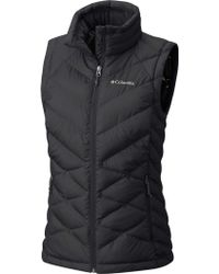 Columbia - Heavenly Insulated Vest - Lyst