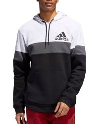 Details about Mens adidas Performance Hooded Tracksuit TS Train WV Black  Olive  White NEW