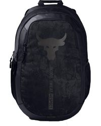 Under Armour Project Rock Brahma Backpack - Blue