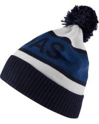 0ef23a3e6f6 Lyst - adidas Originals Climawarm Golf Beanie in Blue for Men