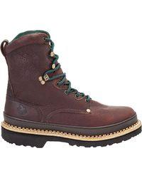 Georgia Boot - Georgia Boot Giant 8'' Work Boots - Lyst