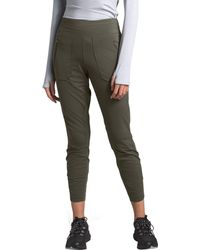 The North Face Paramount Active Hybrid High Rise Tights - Green