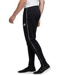 adidas Core 18 Soccer Training Pants - Black