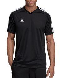 adidas Tiro 19 Training Jersey - Black