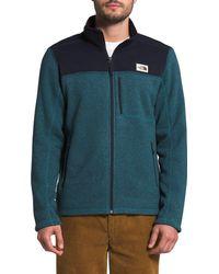 The North Face Gordon Lyons Full Zip Jacket - Blue