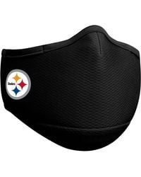 KTZ Adult Pittsburgh Steelers Face Covering - Black