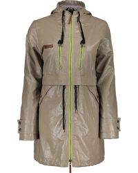 Obermeyer Emmie Trench Jacket - Multicolor