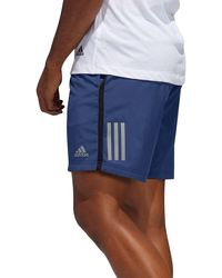 adidas Own The Run 5'' Shorts - Blue