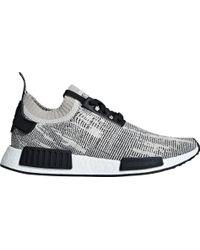 quality design 66c2f 490f8 adidas - Originals Nmd r1 Stlt Primeknit Shoes - Lyst