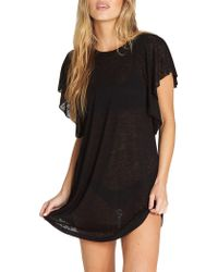 Billabong - Out For Waves Swimsuit Cover-up Dress - Lyst