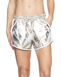 Under Armour - Fly By Printed Shorts - Lyst