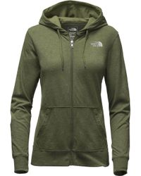 The North Face - Lite Weight Full Zip Hoodie - Lyst