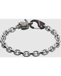 DIESEL Dx1146 Stainless Steel Bracelet - Metallic