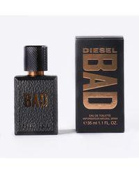 DIESEL Bad 35ml None - Black