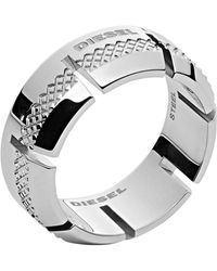 DIESEL - Ring Dx1028 - Lyst