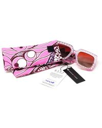 DIFF African Kitenge Eyewear Pouch - Akua (home) - Multicolor