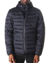 Barbour - Ouston Hooded Quilt Jacket - Lyst