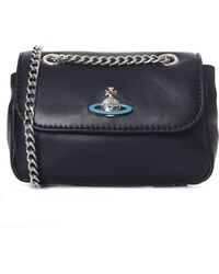 afe99d9cf1e Vivienne Westwood Derby Small Purse With Chain - Lyst