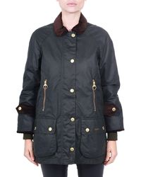 Barbour - Icons Beaufort Waxed Jacket - Lyst
