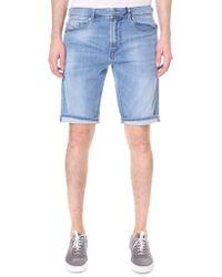 DIESEL - Thoshort 84qn Shorts - Lyst