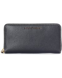 Marc Jacobs - Women's The Grind Standard Continental Wallet Black - Lyst