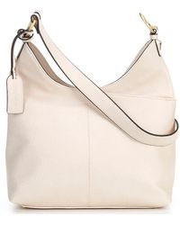 Sole Society Nayah Leather Hobo Bag - Multicolour
