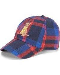 56e3ed9b6ed Lyst - Ktz Philadelphia 76ers Buff Plaid Knit Hat in Red for Men