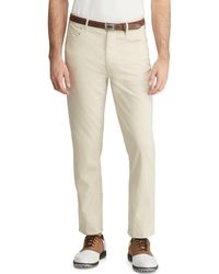 Polo Ralph Lauren - Golf 5-pocket Tailored-fit Stretch Pants - Lyst